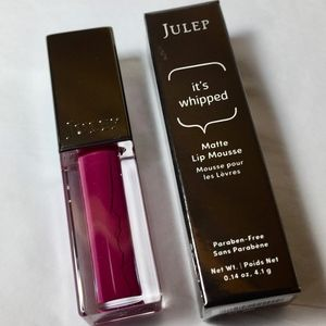JULEP It's Whipped PUCKER UP Matte Lip Mouse